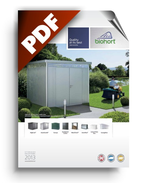 Current Biohort PDF Brochure Download